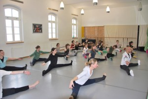 ZPŠ 13 floor barre 3 Fred